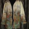 Верхняя одежда: пальто, куртки, кейпы, пончо